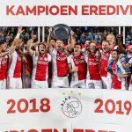 Ajax Amsterdam Kunci Gelar Juara Eredivisie 2018-19