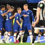 Chelsea Permalukan Grimsby Town 7-1