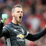 De Gea Lebih Memilih Bertahan Di Manchester United