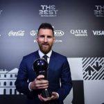 Lionel Messi Terpilih Jadi Pemain Terbaik FIFA 2019