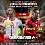 Prediksi Serbia vs Portugal 8 September 2019