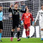 Sempat Tertinggal, Argentina Tahan Imbang Jerman 2-2