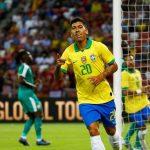 Brasil Ditahan Imbang Senegal 1-1