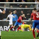 Republik Ceko Tumbangkan Inggris 2-1