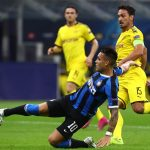 Tumbangkan Dortmund 2-1, Inter Milan Sukses Amankan Poin Penuh